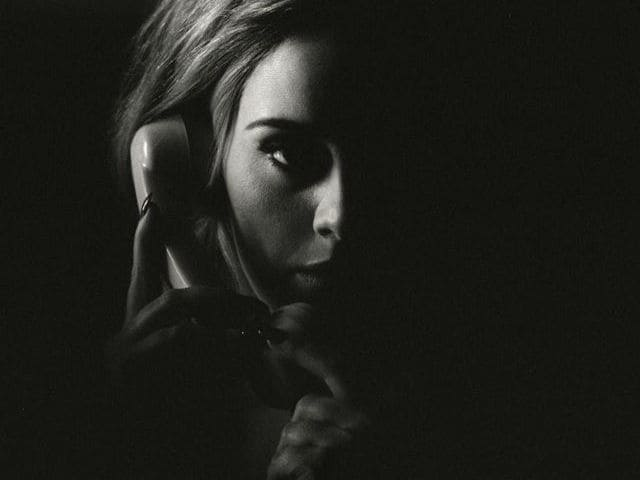 Adele Says Hello to Fans After 3 Years