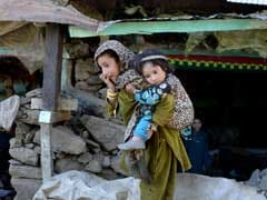 Third Night in the Cold for Afghan-Pakistan Quake Survivors