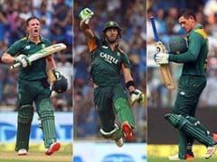 तीन शतकों के साथ दक्षिण अफ्रीका ने भारतीय सरजमीं पर वनडे में बनाया सबसे बड़ा स्कोर