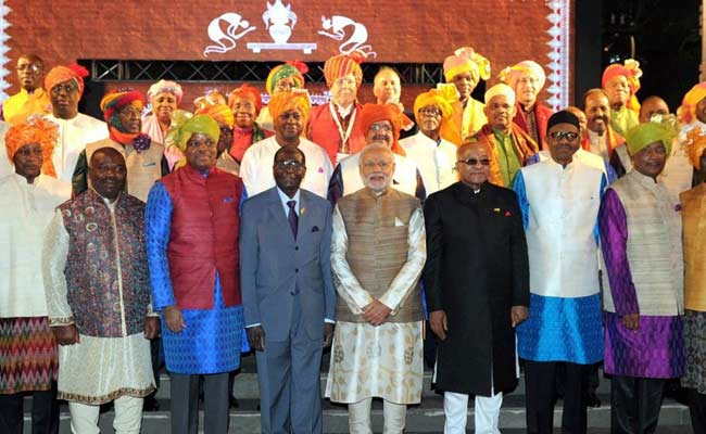 Curious Case of 'Light' Glitch That Delayed Closing Ceremony of India-Africa Summit