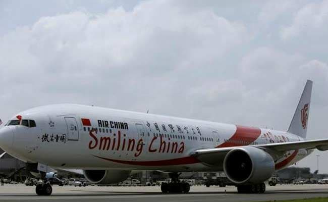 US To Suspend Flights By Chinese Airlines From June 16