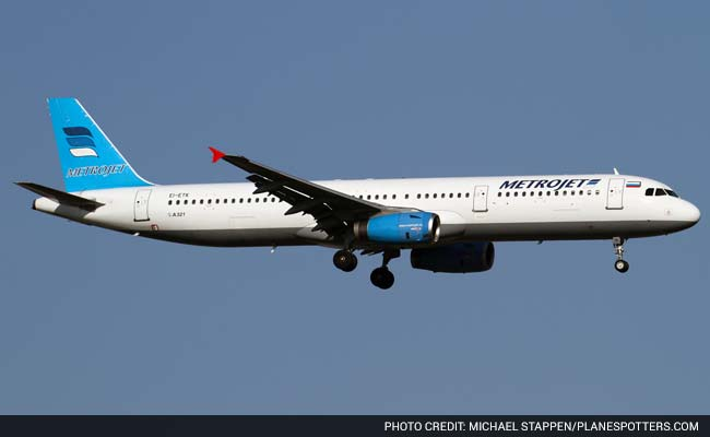 UAE Carriers Re-Route Flights Over Egypt's Sinai After Russian Crash