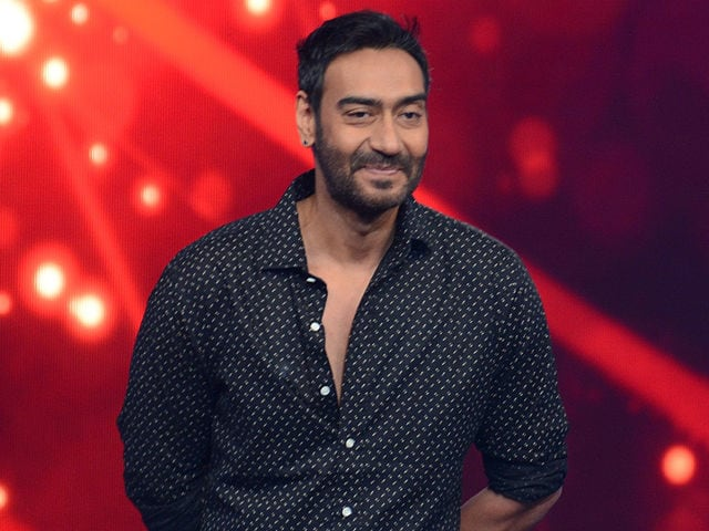 Ajay Devgn: Won't Join Politics, Not My Cup of Tea