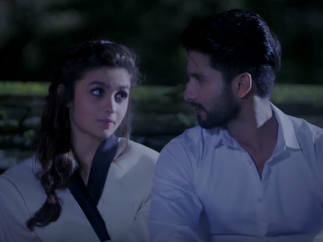 What Happened on Insomniacs Alia-Shahid's Shaandaar Date