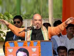 Clear Stand on Lalu's Beef Remark: Amit Shah to Nitish Kumar, Rahul Gandhi