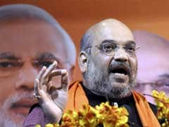 Amit Shah Says Centre To Give Soil Cards To Farmers By 2019