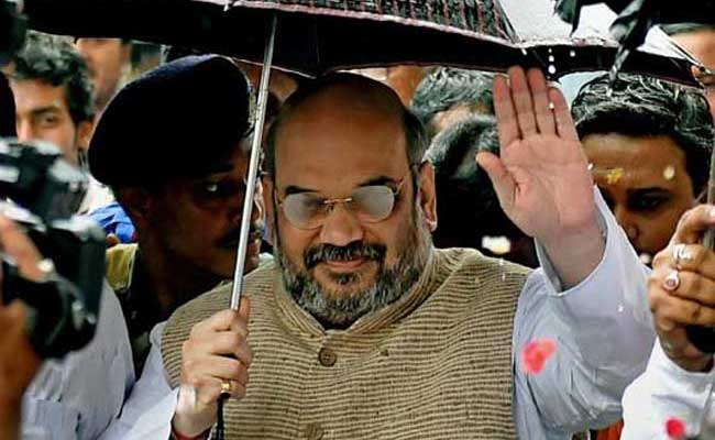 Mumbai Court Refuses to Drop Appeal Against Amit Shah