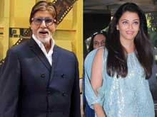 Aishwarya Rai Bachchan: Amitabh Bachchan Will Be Iconic Forever