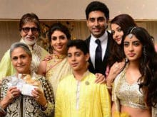 Amitabh Bachchan's Birthday is 'Just Like Any Other Day' With Family