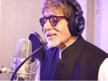 Amitabh Bachchan: Singing Has Become Less Bothersome With Auto Tuners