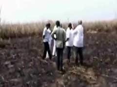 Burnt Crops, Threats Pave Way for New Andhra Pradesh Capital, Activists Allege