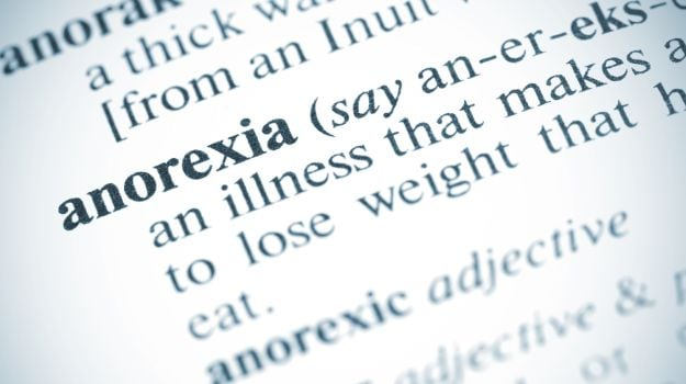 Extreme Dieting of Anorexia May Be Entrenched Habit, Study Finds