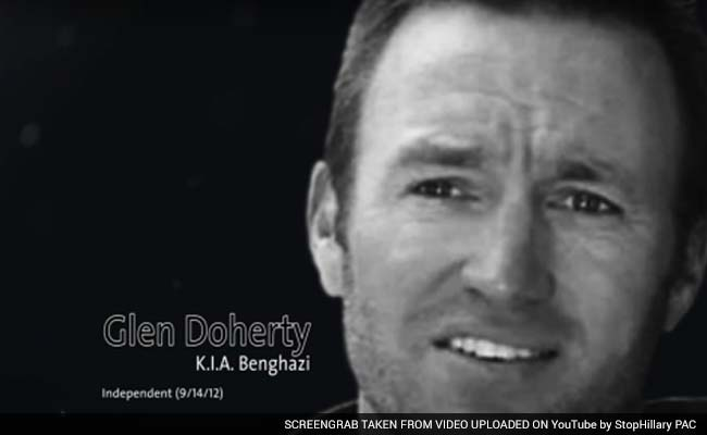 The Anti-Hillary Clinton Ad That's Angering Some Family Members of Benghazi Victims