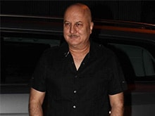Anupam Kher Does Away with Moustache for MS Dhoni Biopic