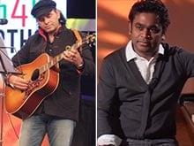 <I>Rockstar</i>s A R Rahman, Mohit Chauhan Reunite For <I>Tamasha</i>