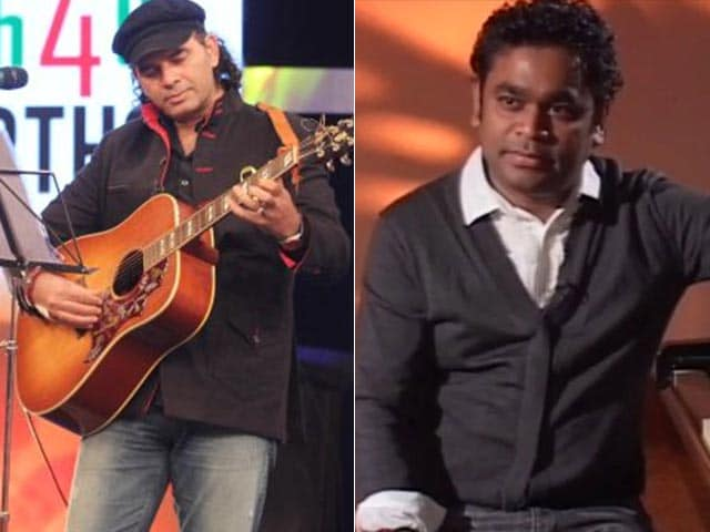Rockstars A R Rahman, Mohit Chauhan Reunite For Tamasha