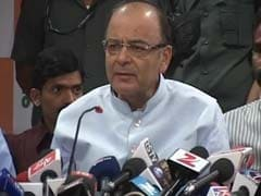 'It is Advantage BJP,' Says Arun Jaitley on Battle for Bihar