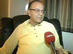 एनडीटीवी से बोले जेटली : केरल हाउस और दलित मामले का बिहार चुनाव पर नहीं पड़ेगा असर