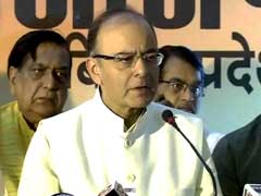 Writers Returning Awards a 'Manufactured Revolt': Arun Jaitley
