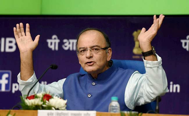 अरुण जेटली अपने 'बॉस' को खुश करने के लिए 'बेतुका' बयान दे रहे हैं : कांग्रेस