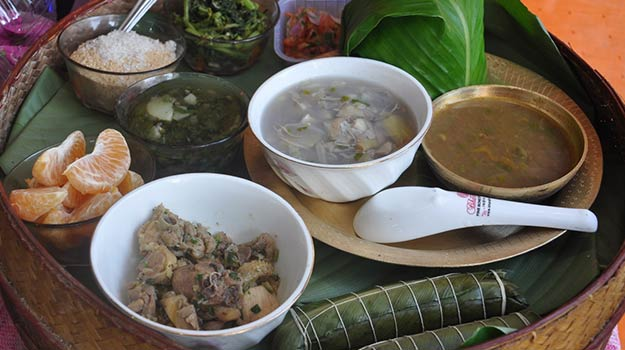 Cuisine of Arunachal Pradesh: Foodies Trail in Itanagar - NDTV Food