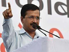 बिहार चुनाव : 'ऐतिहासिक जीत' के लिए नीतीश को अरविंद केजरीवाल ने दी बधाई