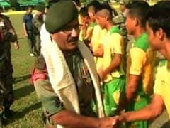 In Assam, How Football is Beating Militancy