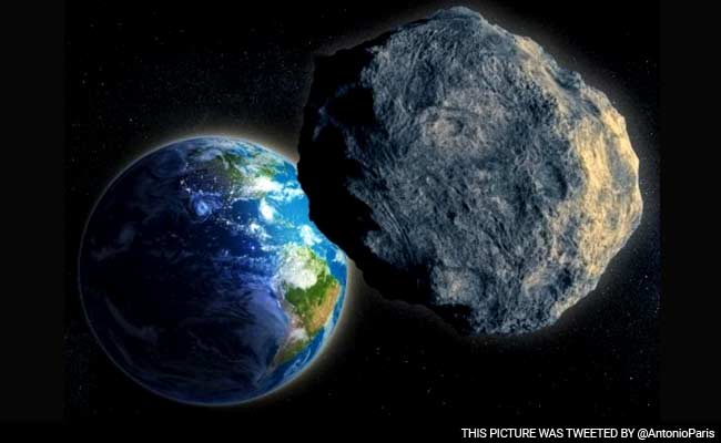 Asteroid to Shave Past Earth, Astronomers Say