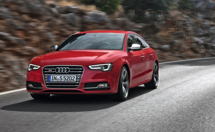 audi s5 sportback launched in india price specs features and more details here ndtv carandbike. Black Bedroom Furniture Sets. Home Design Ideas
