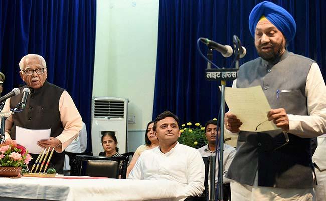 Badal Aide Dumps Akali Dal, Joins Akhilesh Yadav's Government As Minister