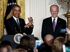 Barack Obama's Foreign Policy Could Burden Joe Biden if He Runs in 2016