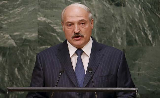 Belarus' Alexander Lukashenko Looks to Eased Sanctions But OSCE Queries Poll
