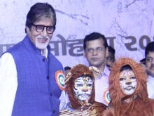 Amitabh Bachchan on Tiger Conservation: Happy to Make a Difference