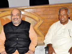 BJP Allies in Bihar Criticise Union Minister VK Singh Over 'Dog' Remark