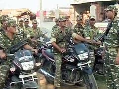 बिहार विधानसभा चुनाव में अर्धसैनिक बलों की 700 से ज्यादा कंपनियां तैनात
