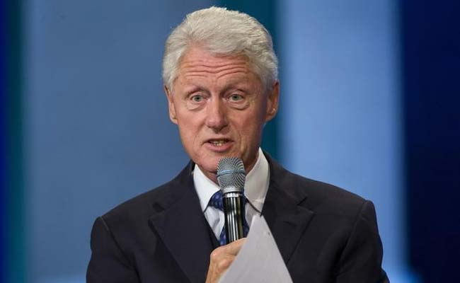 Bill Clinton To Stump For Hillary On Monday
