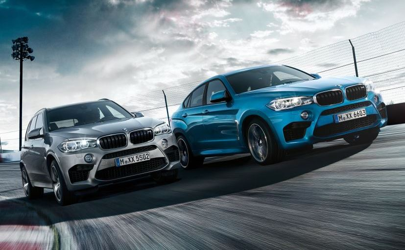 First Drive: BMW X5 M and X6 M