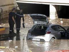 16 Dead as Heavy Flooding Hits French Riviera