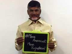 Chandrababu Naidu Turns to Social Media Ahead of Big Launch of Andhra Pradesh Capital