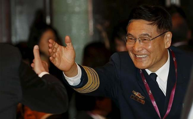 Chinese Admiral Visits Iran, Wants Closer Defence Cooperation