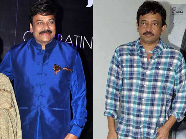 Chiranjeevi Turns a Deaf Ear to Ram Gopal Varma Ki Rant on Twitter