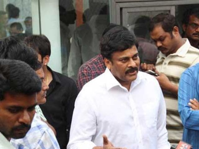 Video of Chiranjeevi Calling Fans 'Stupid Fellows' Goes Viral