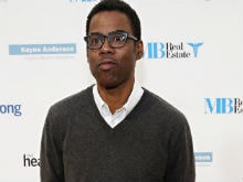 US Comedian Chris Rock to Host Oscars 2016