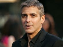 George Clooney: I Don't Want a Politician's Life