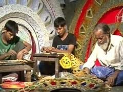 The Muslim Artisans Behind Durga Puja Celebrations in Cuttack