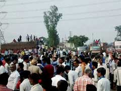 Dalit Case: Protests Staged Outside Haryana Bhawan