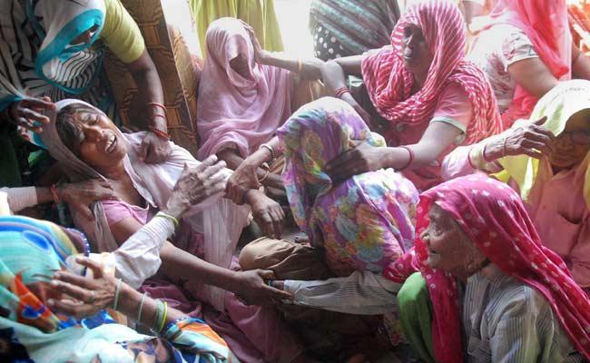 CBI to Probe Dalit Killings Near Delhi; Children Cremated