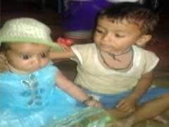 दो बच्चों को जिंदा जलाने का मामला : CBI टीम फॉरेंसिक एक्सपर्ट के साथ पहुंची सुनपेड़