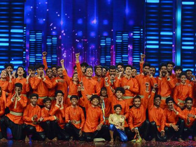 'V company' Wins Dance + Season 1