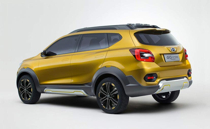 Datsun Go Cross Might Come To India In 2017 Ndtv Carandbike